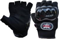 Probiker 3810 Cycling Gloves (XL, Black)
