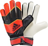 Adidas Predator Goalkeeping Gloves (XL, Black, Gold, Red)