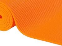 Adithya Antimocrobial Orange 6 mm Yoga Mat