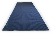Rumi Natural Yoga Earth Blue 5.5 mm Exercise & Gym Mat