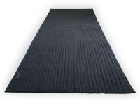 Rumi Natural Earth Mat Black 5.5 mm Yoga, Exercise & Gym Mat
