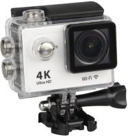 ASTRA 4kcamera Ultra hd 3840 Sports and Action Camera(White, 12 MP)