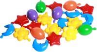 Quercetti Activity Toy - Star Links(Multicolor)