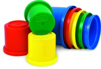 Anindita Toys Stacking Cups(Multicolour)