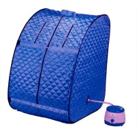 Shrih SH-1161 Folding Portable Steam Sauna Bath(Blue)