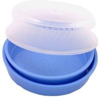 Microgen Microwave Stem PP (Polypropylene) Steamer(0.25 L)