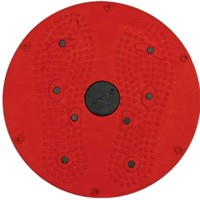 Bs Spy Twister Ab Exerciser(Red)