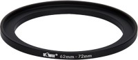 JJC Kiwifotos Metal Adapter Ring SU 62-72 Step Up Ring(62 - 72 mm)