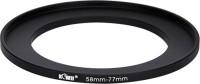 JJC Kiwifotos Metal Adapter Ring SU 58-77 Step Up Ring(58 - 77 mm)