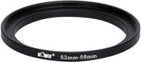 JJC Kiwifotos Metal Adapter Ring SU 52-58 Step Up Ring(52 - 58 mm)