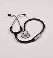 Dr. Morepen ST 04 Acoustic Stethoscope(Black)
