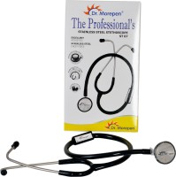 Dr. Morepen The Professionals Stainless Steel ST-07 Acoustic Stethoscope(Grey)