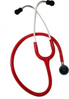 Rudolf Riester 4220-04 Duplex 2.0 - Pediatric Stethoscope(Red)