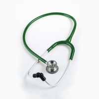 Rudolf Riester 4220-05 Duplex 2.0 - Pediatric Stethoscope(Green)