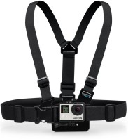 GoPro Chesty Chest Harness - (GCHM30-001) Strap(Black)