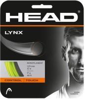 Head Lynx 1.25 Tennis String - 12 m(Yellow)