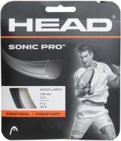 Head Sonic Pro 1.25 Tennis String - 12 m(Black)