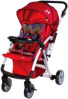 MeeMee Baby Pram(Red)