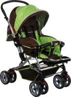 MeeMee Baby Stroller Stroller(3, Green)