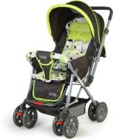 LuvLap Sunshine Baby Stroller(3, Green)
