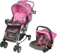 Sunbaby Rocking Travel System(3, Pink)