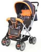 LuvLap SUNSHINE BABY STROLLER(Orange)