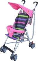 Sunbaby Baby Buggy Stroller(Pink)