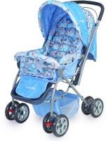 LuvLap Starshine Baby Stroller(3, Blue)