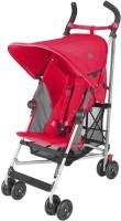 Maclaren Globetrotter Stroller(Multi, Red)