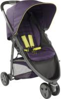 Graco Evo Mini Stroller- Night Shade(Black, Purple)