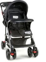 LuvLap Sports Stroller - Black (For babies upto 25kgs)(3, Black)