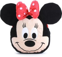 DISNEY Mickey Handbag  - 9 inch(Red, Black)