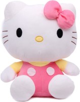 UNIQUEGIFTS2015 13 INCHES HELLO KITTY SOFT TOY  - 13 inch(PINK)
