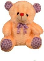 Riya Enterprises Soft Bear  - 38 cm(Orange)