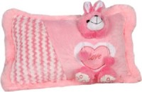 Cuddles collections Soft baby pillow Pink  - 36 cm(Pink)