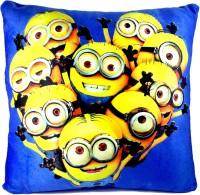 Now-N-New Minion Cushion  - 30 cm(Blue, Yellow)