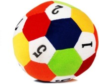 PIST Soft Toys Primary Boll No.3  - 4 cm(Multicolor)