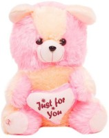 Fashioholic Bear Pink  - 14 inch(Pink)
