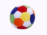 Amol Bazar Soft Foot Ball  - 14 cm(Multicolour)