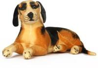 V Golly Jolly Nx Beagle Dog Puppy 32  - 12 cm(Multicolor)