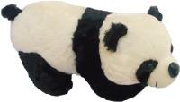 Galaxy World Panda Bear  - 16 cm(Black & Wight)
