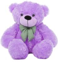 Grab A Deal 2 Feet Teddy Bear with a Bow  - 24 Inch(Purple)