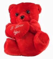 SunPower Teddy Bear  - 26 cm(Red)