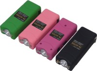 TWG Solar 2.5 Million Volt Rechargeable Mini Stun Gun