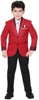 Kute Kids Self Design Boys Suit