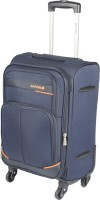 Safari Maasaimara Expandable Check-in Luggage - 25 inch(Blue)
