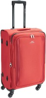 Pronto Rome Expandable Cabin Luggage - 20 Inches(Orange)