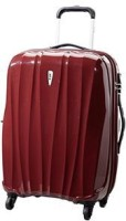 VIP Verve Nxt Check-in Luggage - 24 inch(Maroon)