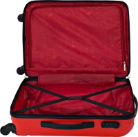 Safari Vivid Exclusive Expandable  Check-in Luggage - 25 inch(Red)