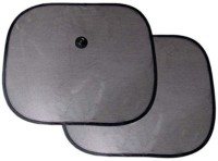 ElectriBles Side Window Sun Shade For Tata Indica(Black)